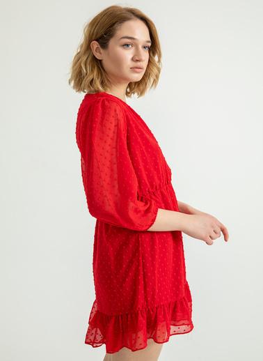 Foremia Elbise Kırmızı